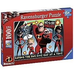 Disney - 'Ravensburger - The Incredibles 2' XXL 100 piece jigsaw puzzle