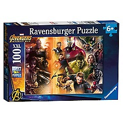 The Avengers - 'Ravensburger Infinity War XXL' 100 piece jigsaw puzzle