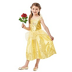 Disney Princess - 'Princess Belle' gem costume - medium
