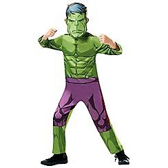 Marvel - 'Hulk' classic costume - large