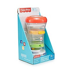 Fisher-Price - 3-in-1 Crawl Along Tumble Tower set