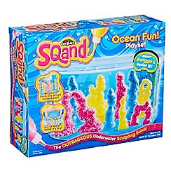 Character Options - 'Squand' ocean fun playset