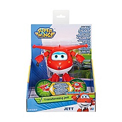 Super Wings - 'Jett' transforming toy