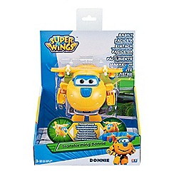 Super Wings - 'Donnie' transforming toy
