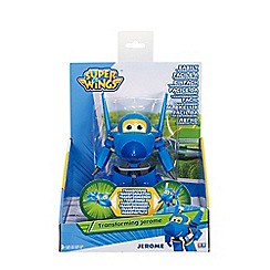 Super Wings - 'Jerome' transforming toy