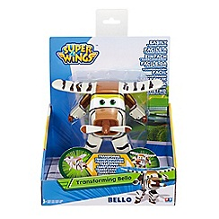 Super Wings - 'Bello' transforming toy