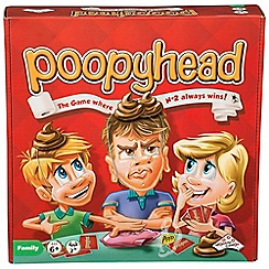 Poopy Head - 'Poppyhead' game
