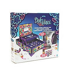 Play-Doh - Doh Vinci Secret Sparkle Jewellery Box