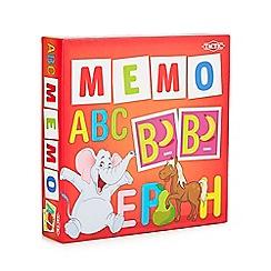 Tactic - Memo ABC game