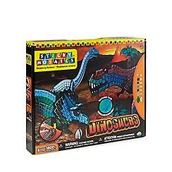 Sticky Mosaics - Sticky Mosaics Dinosaurs