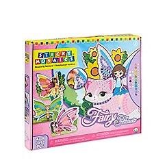Sticky Mosaics - Sticky Mosaics Fairy Friends