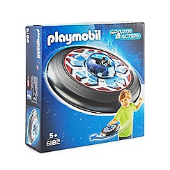Playmobil - Cosmic Flying Disk with Alien