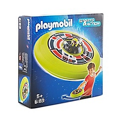 Playmobil - Cosmic Flying Disk with Astronaut