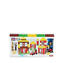 Mattel - Mega Bloks Friendly Farm Building and Construction toy