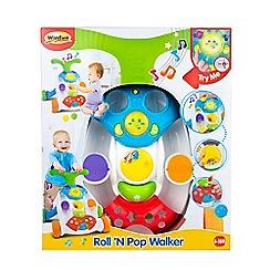 Winfun - 'Roll 'N Pop' walker