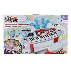 Winfun - 'Electronic Keyboard Super Star' set