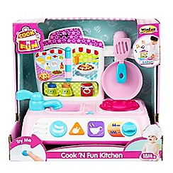 Winfun - 'Cook 'N Fun' kitchen set