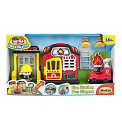 Winfun - 'Wondercity Fire Station' fun playset
