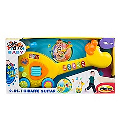 Winfun - 2-in-1 giraffe guitar