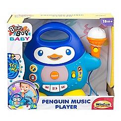 Winfun - Penguin music player