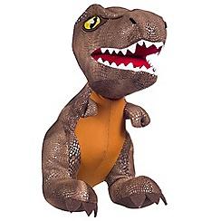 Jurassic World - 2T-Rex dinosaur plush toy