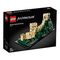 LEGO - 'Architecture - Great Wall of China' set - 21041