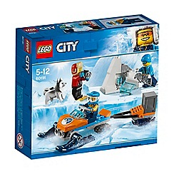 LEGO - 'City - Arctic' exploration team set - 60191