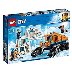 LEGO - 'City - Arctic Scout' truck set - 60194
