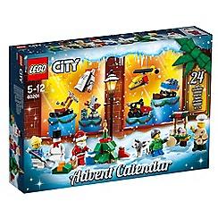 LEGO - City Advent Calendar Set - 60201