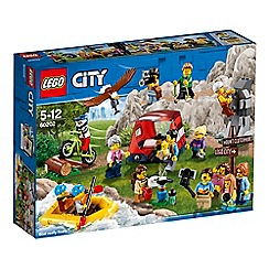 LEGO - 'City' outdoor adventures playset - 60202