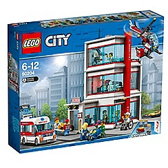LEGO - 'City' hospital playset - 60204