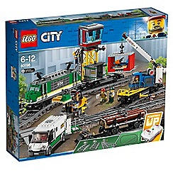 LEGO - 'City - Cargo Train' set 60198