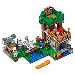 LEGO - Minecraft - The Skeleton Attack Set - 21146