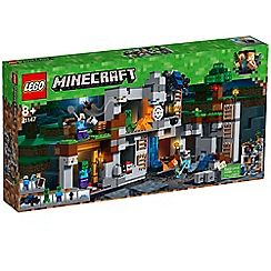 LEGO - Minecraft - The Bedrock Adventures Set - 21147