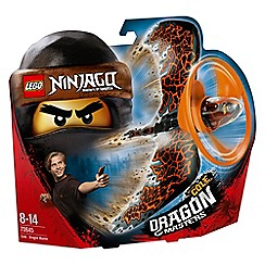 LEGO - 'Ninjago® - Cole Dragon' Master of Spinjitzu set - 70645