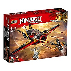 LEGO - 'Ninjago® - Destiny's Wing' Master of Spinjitzu set - 70650