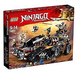 LEGO - 'Ninjago® - Dieselnaut Half Track' playset - 70654