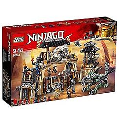 LEGO - 'NinjagoË' dragon pit playset - 70655