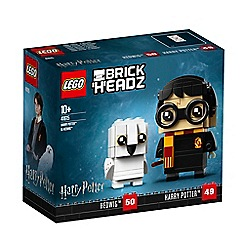 LEGO - 'BrickHeadz - Harry Potter™ and Hedwig™' set - 41615