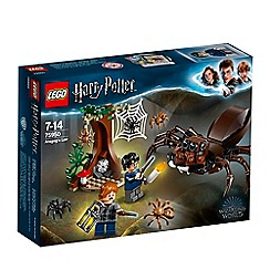 LEGO - 'Harry Potter - Aragog's Lair' set - 75950