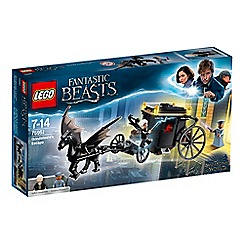 LEGO - 'Fantastic Beasts - Grindelwald's Escape' set - 75951