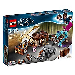 LEGO - 'Fantastic Beasts - Newt's Case of Magical Creatures' set - 75952