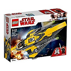 LEGO - Star Wars™ - Anakin's Jedi 'Starfighter™' set - 75214