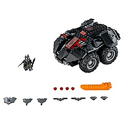 Batman - App-Controlled Batmobile Set - 76112