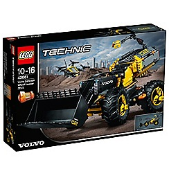 LEGO - 'Technic™ - Volvo Concept Wheel Loader ZEUX' set - 42081