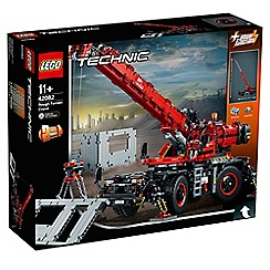 LEGO - 'Technic™ - Rough Terrain Crane' building set - 42082