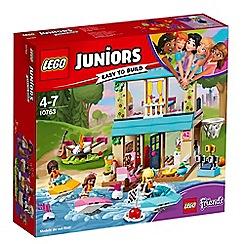 LEGO - 'Stephanie's Lakeside House' set - 10763