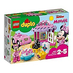 LEGO - Duplo Minnie's Birthday Party playset - 10873