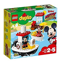 LEGO - Duplo Mickey's Boat playset - 10881