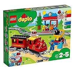 LEGO - Duplo steam train playset - 10874